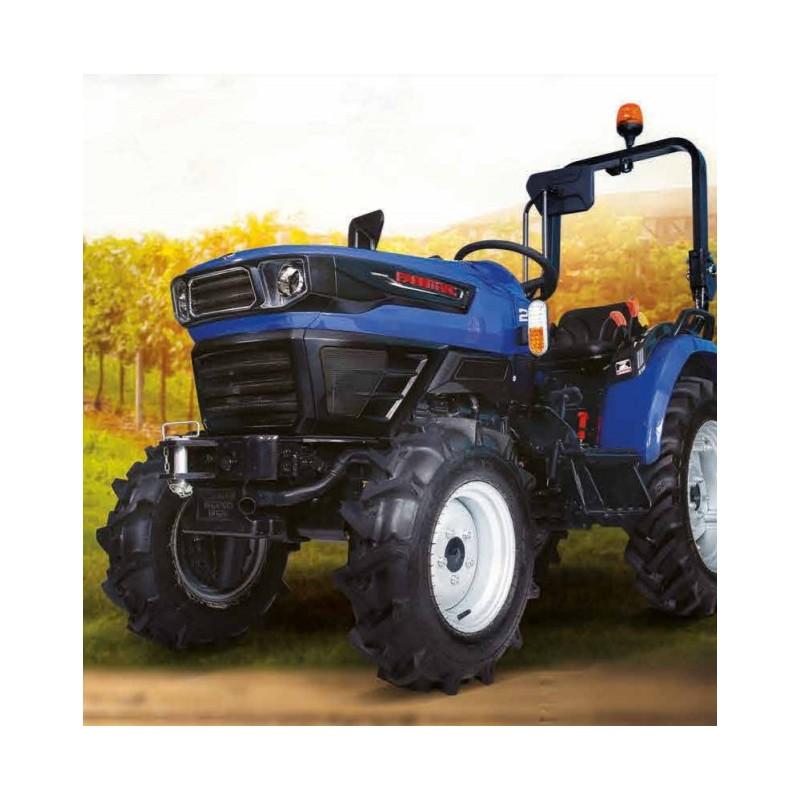 TRATTORINO AGRICOLO FARMTRAC 20HP 4WD